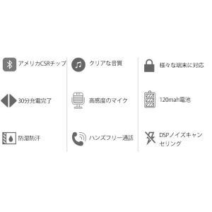 骨伝導Bluetoothイヤホン ワイヤレスイヤホン イヤホン 骨伝導 高級 片耳用 iPhone android アンドロイド スマホ 高音質 音楽 軽量 マイナスイヤホン 耳かけ型|wandm|11