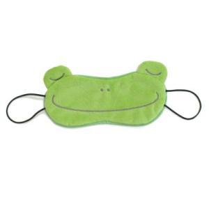 アイマスク フロッグ (冷温療養ジェルパック付)|wankonomiyage