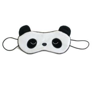 アイマスク パンダ (冷温療養ジェルパック付)|wankonomiyage