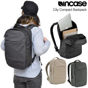 インケース リュック シティコレクション コンパクトバックパック 全4色 Incase CITY C...