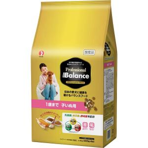 プロフェッショナル・バランス 1歳まで 子いぬ用 3kg(500g×6袋)