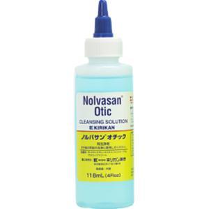 ノルバサンオチック(耳洗浄剤)118ml