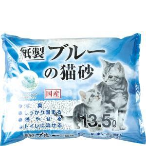 ブルーの猫砂 13.5L|wannyan-ya