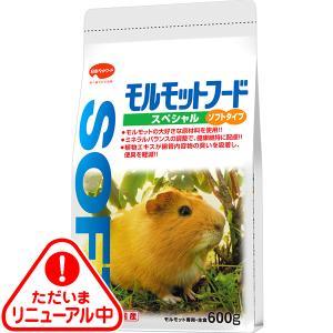 モルモットフード スペシャルソフトタイプ 600gの関連商品3