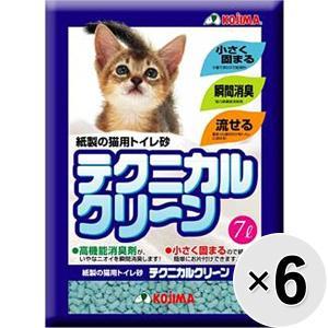 【ケース販売】テクニカルクリーン 7L×6コ|wannyan-ya