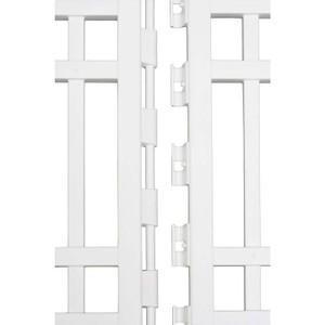 ケージ 犬 ゲージ ペットサークル ドッグサークル 室内 サークル CI-604E W/D ホワイト/ベージュ アイリスオーヤマ 柵|wannyan|13