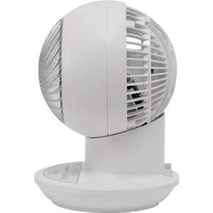 扇風機 サーキュレーターアイ サーキュレーター アイリスオーヤマ 8畳 マイコン式 静音 コンパクト おしゃれ 首振り ボール型 mini PCF-SC12 wannyan 08