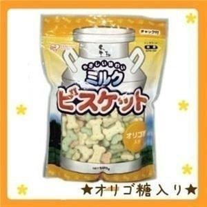 ≪セール≫ミルクビスケット 500g BPN-500(おやつ 間食 ドッグフード/アイリスオーヤマ)
