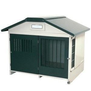 犬小屋 屋外 大型犬 スチール切妻犬舎 SLH-15 アイリスオーヤマ 犬舎 防寒 オシャレ おしゃれ かわいい インテリア