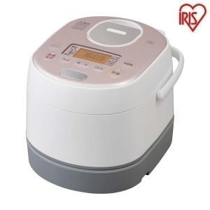 (在庫処分) 炊飯器 IH 3合 分離式 RC-SA30-WPG  アイリスオーヤマ|wannyan