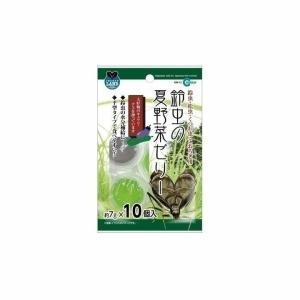 スズムシ ゼリー 鈴虫の夏野菜ゼリー 7g×10個 マルカン