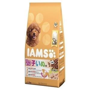 アイムス 12か月までの子いぬ用 チキン 小粒 1.2kg ID111 マースジャパンリミテッド フード 犬用 犬 ごはん エサ カリカリ|wannyan
