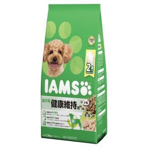 アイムス 成犬用 健康維持用 チキン 小粒 1.2kg ID121 マースジャパンリミテッド フード 犬用 犬 ごはん エサ カリカリ|wannyan