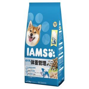 アイムス 成犬用 体重管理用 チキン 小粒 1.2kg ID124 マースジャパンリミテッド フード 犬用 犬 ごはん エサ カリカリ|wannyan