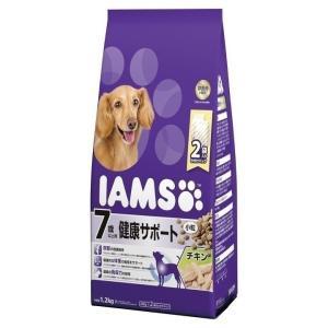アイムス 7歳以上用 健康サポート チキン 小粒 1.2kg ID131 マースジャパンリミテッド フード 犬用 犬 ごはん エサ カリカリ|wannyan