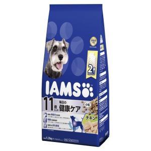 アイムス 11歳以上用 毎日の健康ケア チキン 小粒 1.2kg ID141 マースジャパンリミテッド フード 犬用 犬 ごはん エサ カリカリ|wannyan