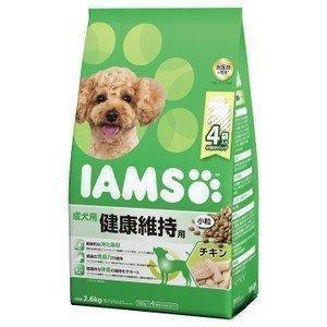 アイムス 成犬用 健康維持用 チキン 小粒 2.6kg ID221 マースジャパンリミテッド フード 犬用 犬 ごはん エサ カリカリ|wannyan