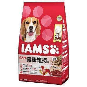 アイムス 成犬用 健康維持用 ラム&ライス 小粒 2.6kg ID222 マースジャパンリミテッド フード 犬用 犬 ごはん エサ カリカリ|wannyan