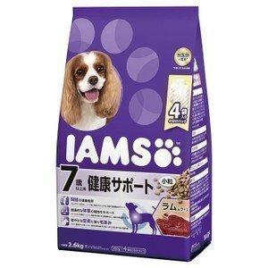 アイムス 7歳以上用 健康サポート ラム&ライス 小粒 2.6kg ID232 マースジャパンリミテッド フード 犬用 犬 ごはん エサ カリカリ|wannyan