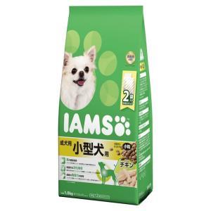 アイムス 成犬用 小型犬用 チキン 小粒 1kg IDK12 マースジャパンリミテッド フード 犬用 犬 ごはん エサ カリカリ|wannyan