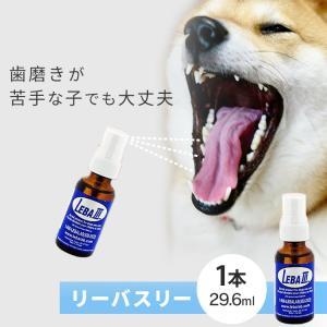 タイムセール/デンタルケア リーバスリー リーバ3 犬用 液...