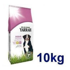 ヤラー YARRAH 100% オーガニック ドッグフード センシティブ 10kg(AA)(TC)|wannyan