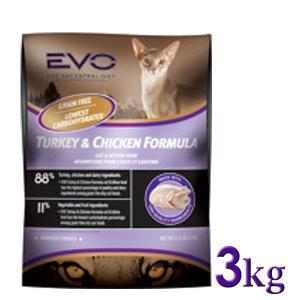 イノーバエボ エボ EVO キャットフード 3kg(TC)