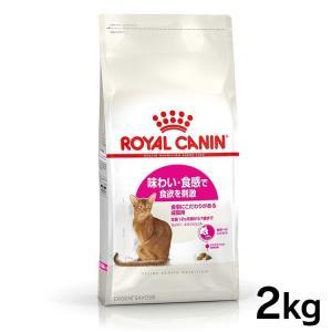 [正規品]ロイヤルカナン 猫用 セイバー エクシジェント 2kg 食事にこだわる成猫用キャットフード 猫用 フード 猫
