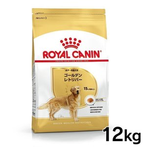 [正規品]ロイヤルカナン 犬 ゴールデンレトリバー 成犬・高齢犬 12kg (AA)(D)※ ドッグフード フード 犬用 犬|wannyan