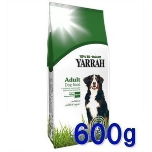 ヤラー YARRAH オーガニック ベジタリアン ドッグフード 600g(AA)(TC)