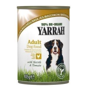 ヤラー YARRAH ドッグディナー チキンチャンク 400g(AA)(TC) ドッグフード フード 犬用 犬|wannyan