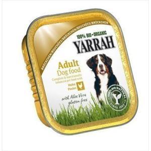 ヤラー YARRAH チキンのドッグチャンク 150g(AA)(TC) ドッグフード フード 犬用 犬|wannyan