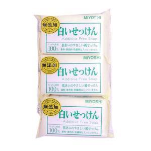 玉の肌無添加白い石鹸 108GX3コ(D)...