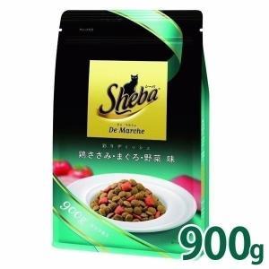 シーバ ドゥマルシェ 彩りディッシュ 900g(LP)キャットフード 猫用 フード 猫 wannyan
