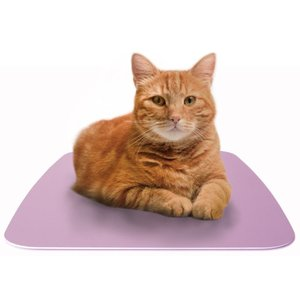 在庫一掃セール/ ペットべッド アルミ マット 夏用 犬ベッド 猫ベッド 犬用ベッド 猫用ベッド ひえひえアルミボード 抗菌S  ピンク ペッツルート wannyan 02