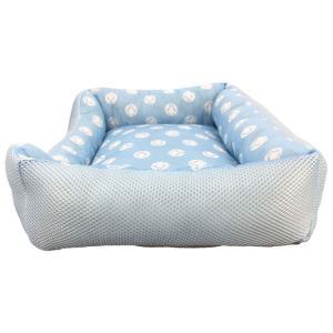 ペットべッド 夏用 犬ベッド 猫ベッド 犬用ベッド 猫用ベッド PPひんやりスクエアベッド S(D) ペット ベッド 犬用ベッド 猫用ベッド 春夏|wannyan|03