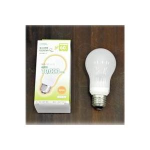 電球形蛍光灯 60W 電球色 e26電球型蛍光灯 e26 60W省エネ 電球 電球型蛍光灯60W オーム電機 照明 家具 照明器具 ライト 明るい wanon333