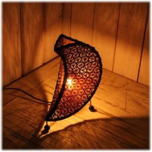 バンブームーンランプアジアン バリ 雑貨 アジアン インドネシア バンブー ハワイアン雑貨 フロアスタンド スタンド照明 フロアライト ランプ イ|wanon333