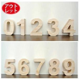 アウトレット価格木製 数字小文字オブジェ(1〜0)高さ7cm 数字 ナンバー 木製 オブジェ エンブレム 表札 カッティング文字。(アジアン雑貨|wanon333