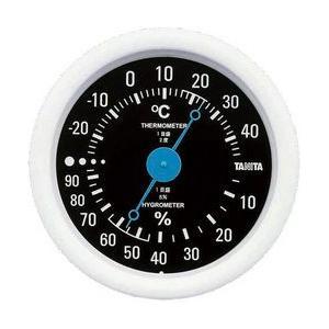 温湿度計 TT-515 ブラック|wansaca