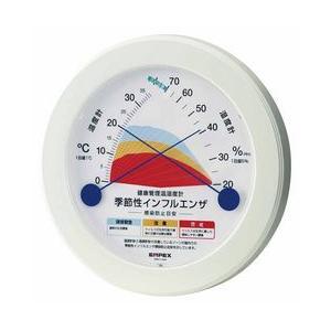 季節性インフルエンザ感染防止目安温度計 TM-2582|wansaca