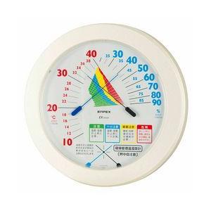 環境管理温湿度計 熱中症注意 壁掛タイプ TM-2482|wansaca