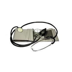 アネロイド式血圧計 大人用 聴診器付|wansaca