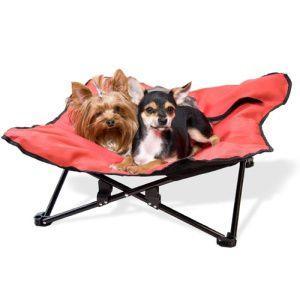 送料無料♪犬のベッド【FOLDABLE DOG LOUNGER】犬 ベッド/屋内、屋外、アウトドアにも/折りたたみ式ベッド/ペット ベッド/|wanwan3dogs