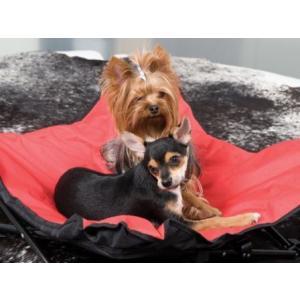 送料無料♪犬のベッド【FOLDABLE DOG LOUNGER】犬 ベッド/屋内、屋外、アウトドアにも/折りたたみ式ベッド/ペット ベッド/|wanwan3dogs|02