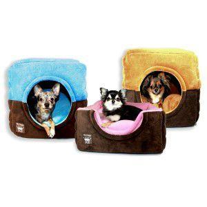 犬のカドラー【Pop Up テントベッド】ハウス/ベッド/クッション付き/ヒップドギー|wanwan3dogs