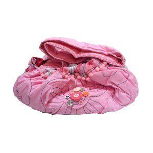送料無料♪激安価格♪犬のキャリーバッグ【Pretty in Pink】チャチャクチュール wanwan3dogs