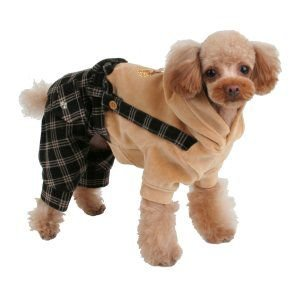 犬のつなぎ【ROGUE 】カバーオール/サスペンダー/犬服/犬の洋服/ペット服 wanwan3dogs