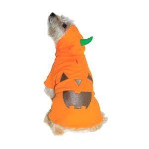 【cancam掲載】犬のコスチューム【Pumpkin Hoodie】ペット用コスチューム/ハロウィン仮装/犬服/犬の洋服|wanwan3dogs