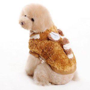 ★今だけSALE★犬のコスチューム【あらいぐま】ペット用コスチューム/ハロウィン仮装/犬のコート/犬服/犬の洋服|wanwan3dogs